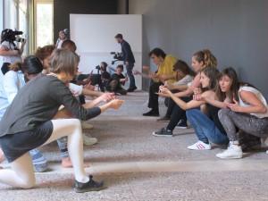 Workshop Sonia Boyce